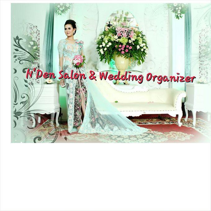 The Wedding of Ria & Irfan by N'Den Salon & Wedding Organizer - 008