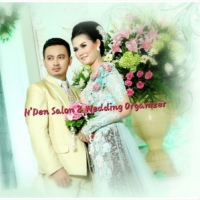 The Wedding of Ria & Irfan by N'Den Salon & Wedding Organizer - 009