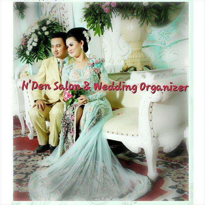 The Wedding of Ria & Irfan by N'Den Salon & Wedding Organizer - 010
