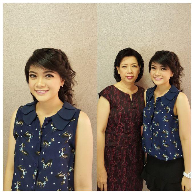 Family Portrait Make Up & Hair Do by Nikita Anggoro - 016