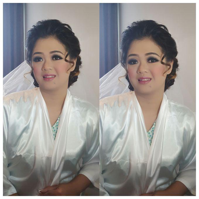 Wedding Make Up & Hair Do by Nikita Anggoro - 007