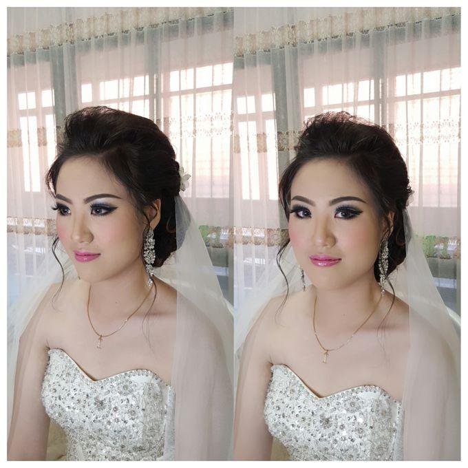 Wedding Make Up & Hair Do by Nikita Anggoro - 009