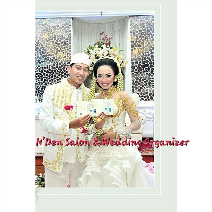 The Wedding of Novi & Adit by N'Den Salon & Wedding Organizer - 002