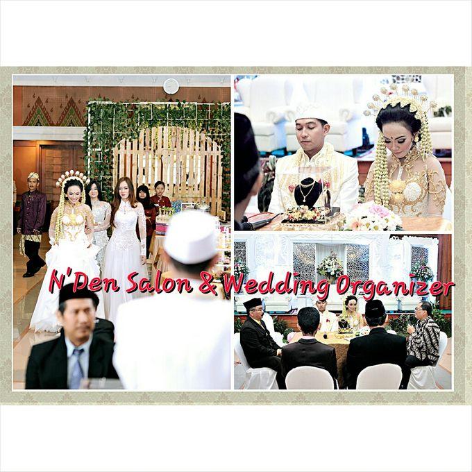 The Wedding of Novi & Adit by N'Den Salon & Wedding Organizer - 003