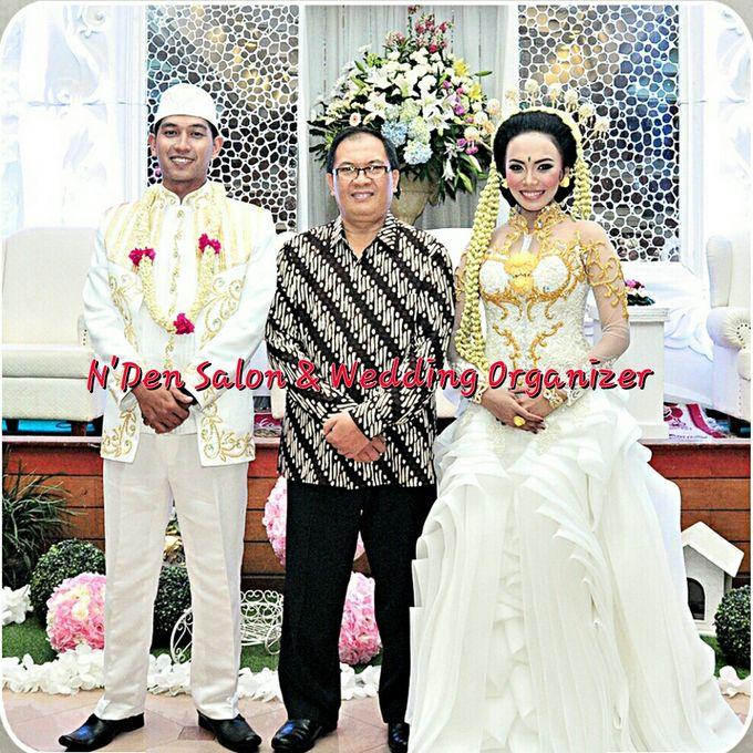 The Wedding of Novi & Adit by N'Den Salon & Wedding Organizer - 004