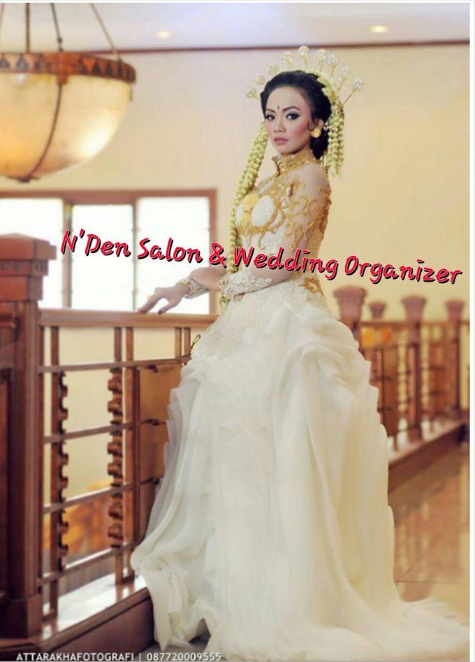 The Wedding of Novi & Adit by N'Den Salon & Wedding Organizer - 005