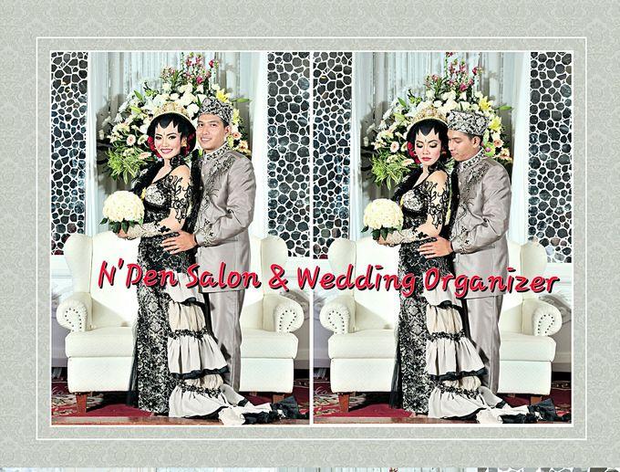 The Wedding of Novi & Adit by N'Den Salon & Wedding Organizer - 006