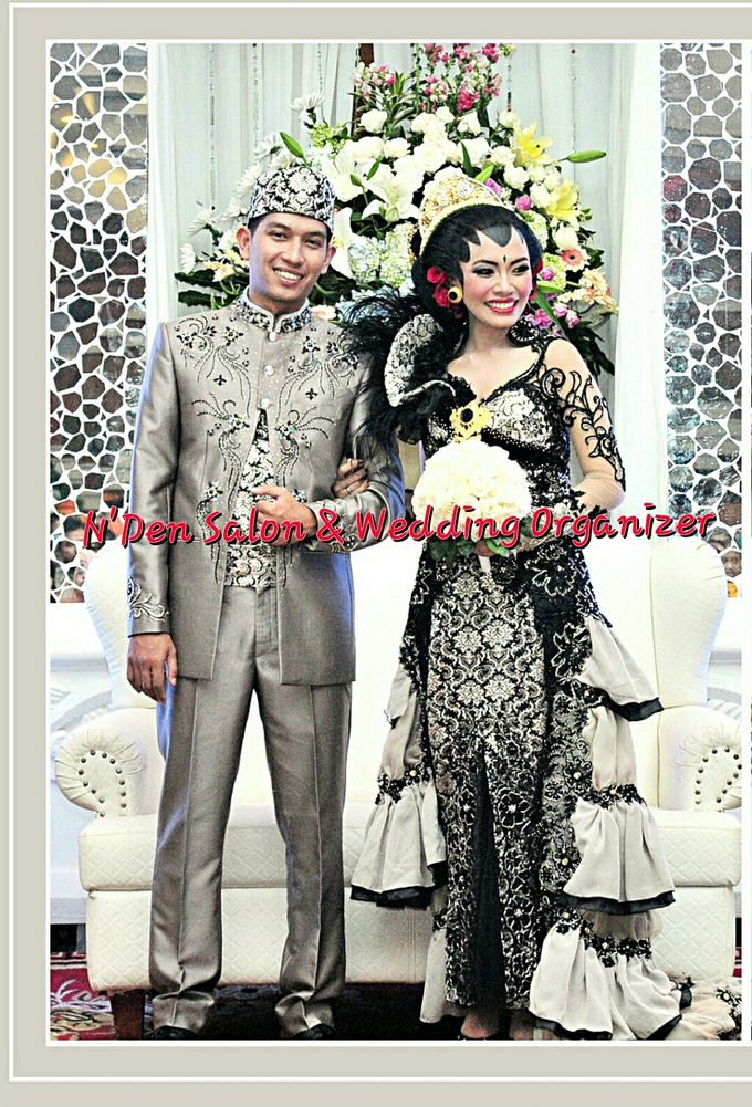 The Wedding of Novi & Adit by N'Den Salon & Wedding Organizer - 007