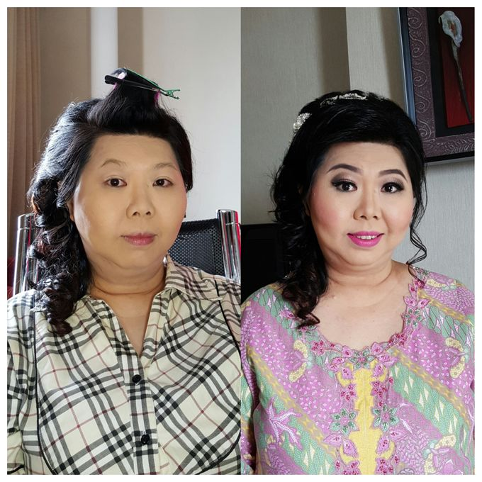 Family Portrait Make Up & Hair Do by Nikita Anggoro - 022
