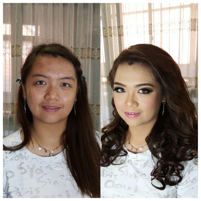Sweet seventeen Make Up & Hair Do by Nikita Anggoro - 013