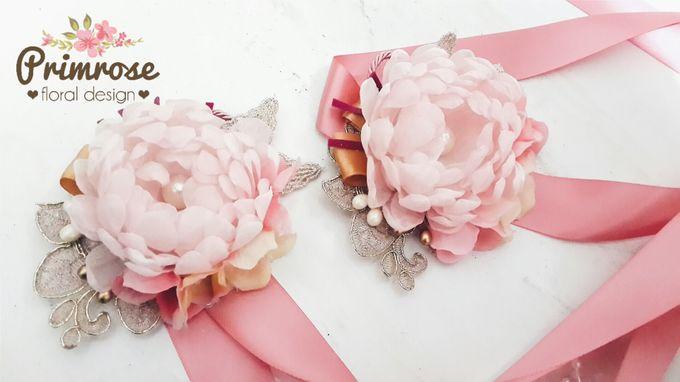 Boutonniere & Corsage by Primrose Floral Design - 025