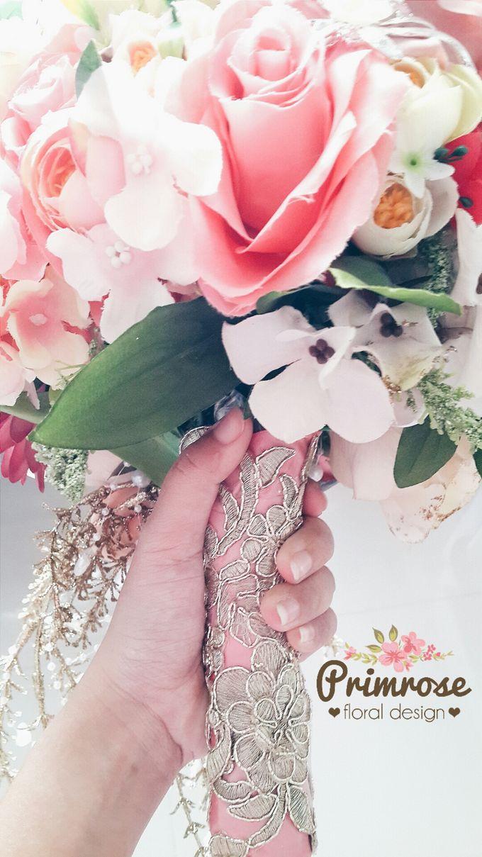Wedding Bouquet - Handbouquet by Primrose Floral Design - 016