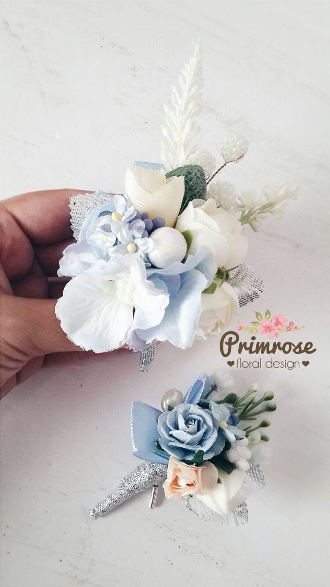 Boutonniere & Corsage by Primrose Floral Design - 029