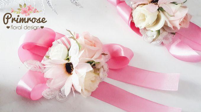Boutonniere & Corsage by Primrose Floral Design - 027