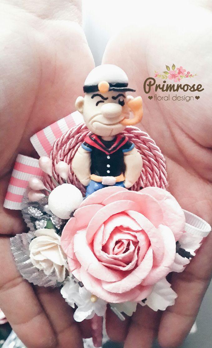 Boutonniere & Corsage by Primrose Floral Design - 028