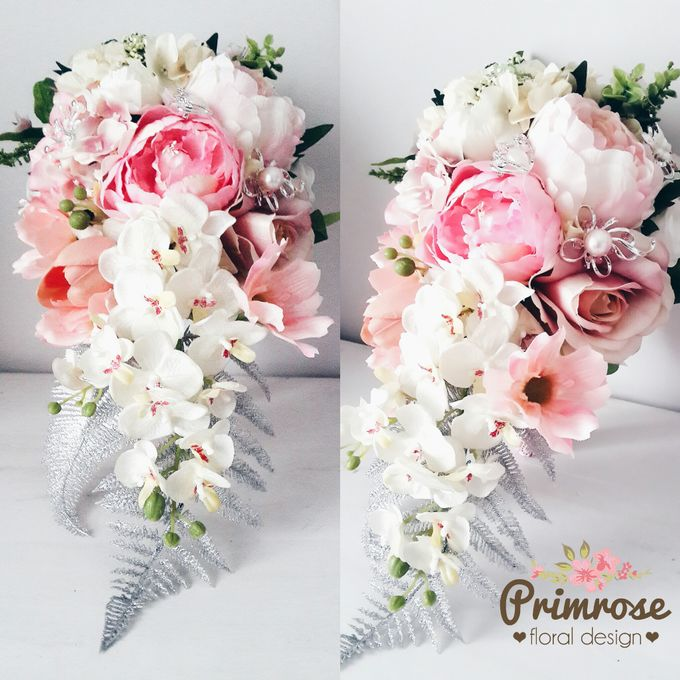 Wedding Bouquet - Handbouquet by Primrose Floral Design - 017