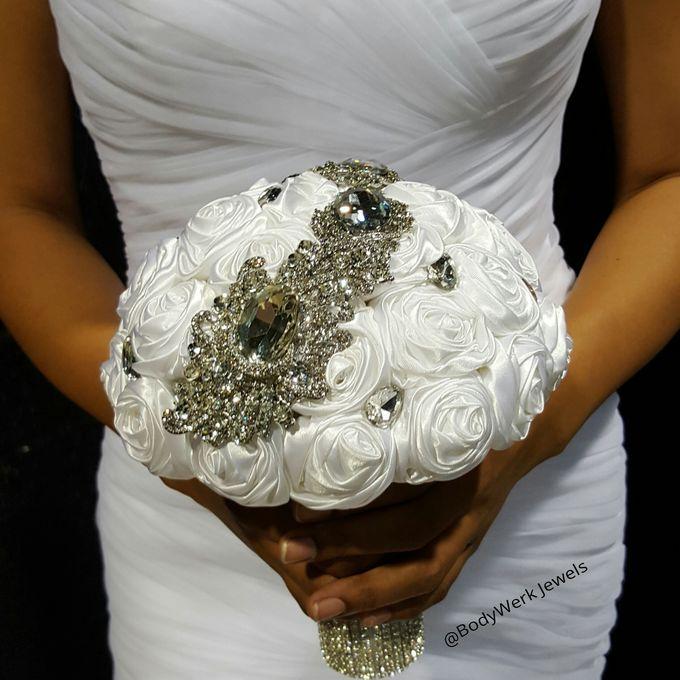 Petra Forever Bouquet by BodyWerk Jewels - 001