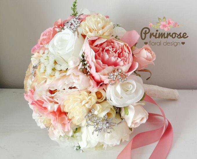 Wedding Bouquet - Handbouquet by Primrose Floral Design - 020