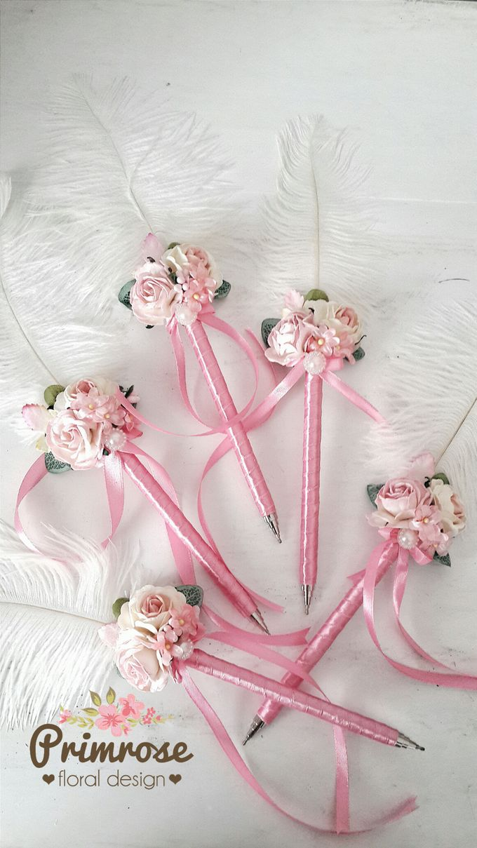 Wedding Accessories by Primrose Floral Design - 030