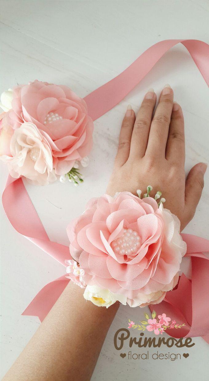 Boutonniere & Corsage by Primrose Floral Design - 032