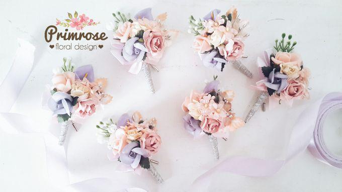 Boutonniere & Corsage by Primrose Floral Design - 033