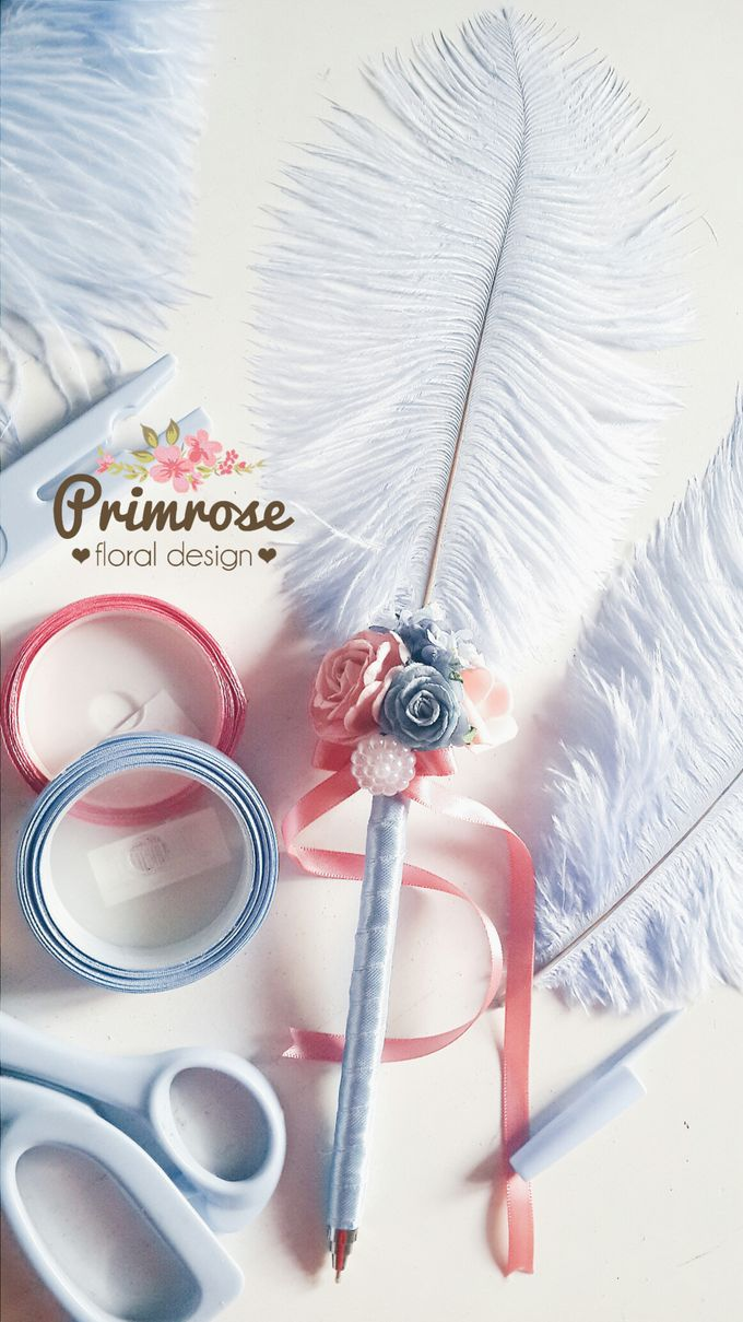 Wedding Accessories by Primrose Floral Design - 031