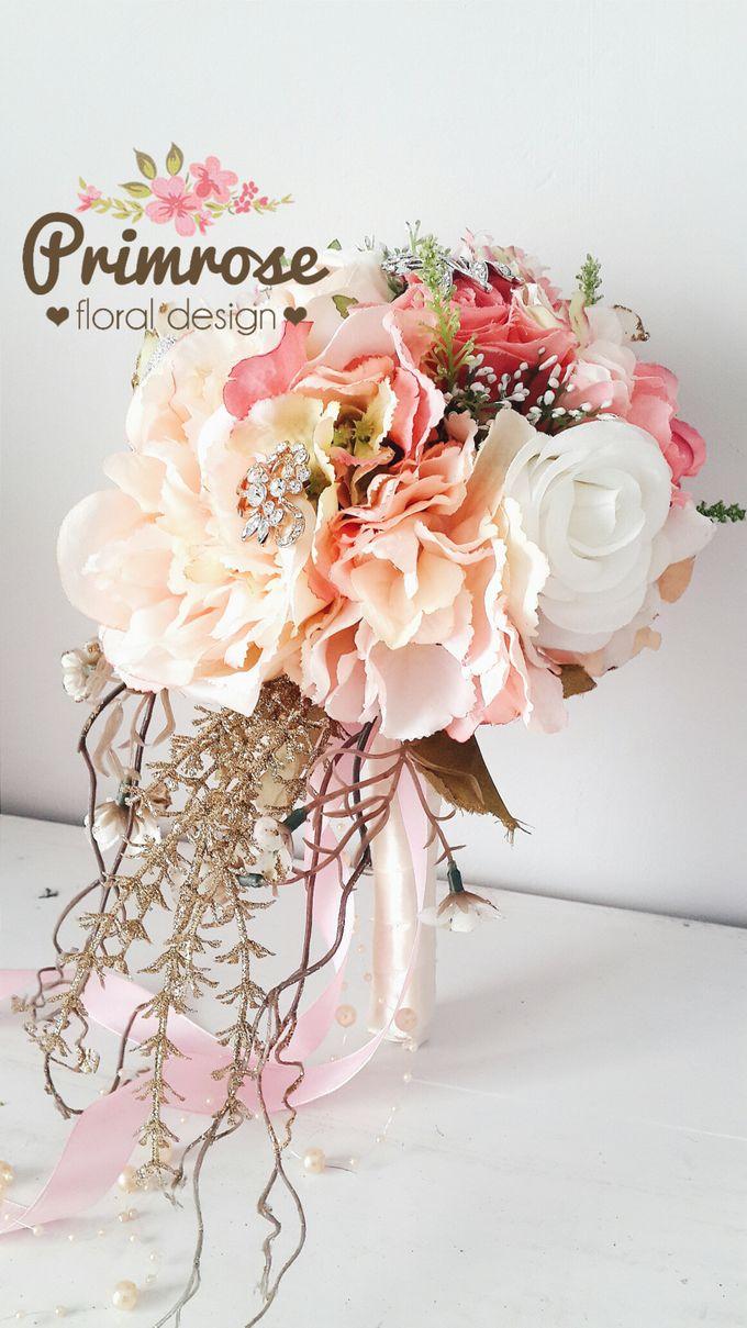 Wedding Bouquet - Handbouquet by Primrose Floral Design - 021