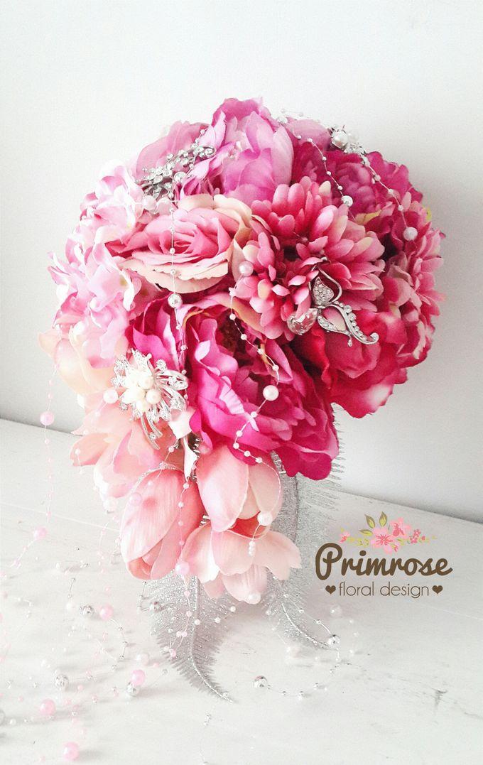 Wedding Bouquet - Handbouquet by Primrose Floral Design - 029