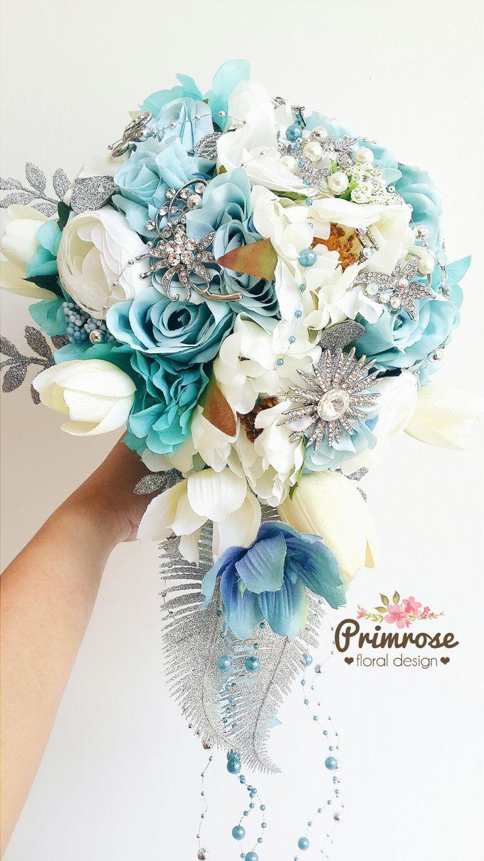 Wedding Bouquet - Handbouquet by Primrose Floral Design - 034