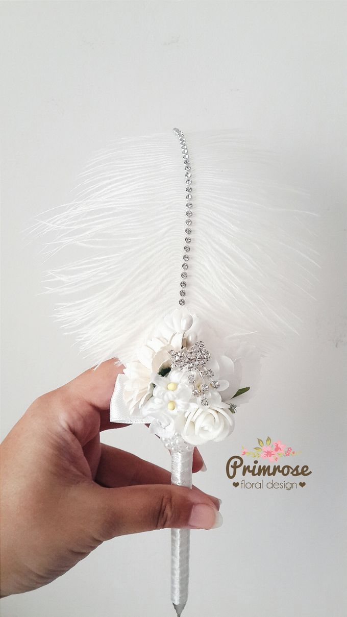 Wedding Accessories by Primrose Floral Design - 046