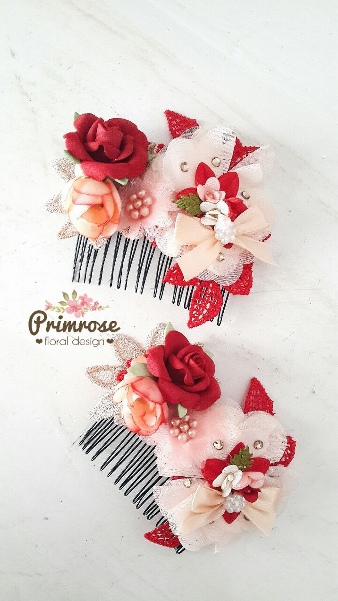 Wedding Accessories by Primrose Floral Design - 048