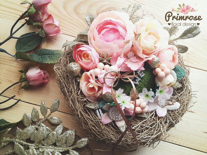 Wedding Ring Box by Primrose Floral Design - 016