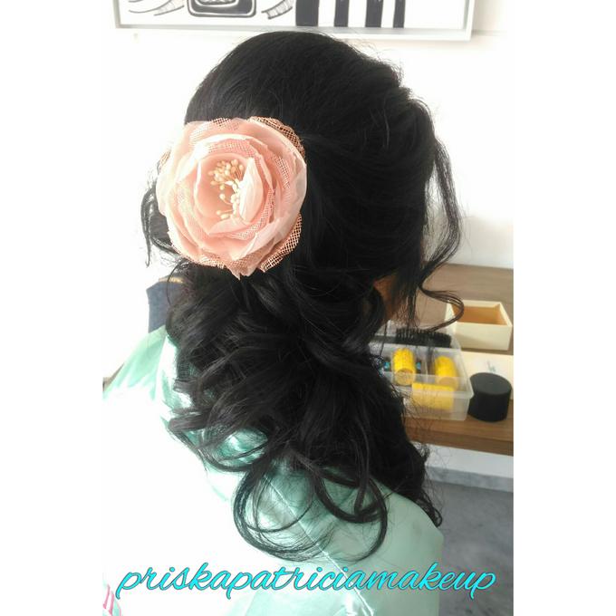 BRIDESMAID HAIRDO - AUDREY by Priska Patricia Makeup - 003