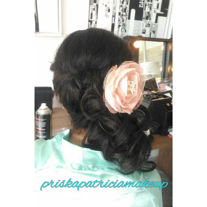 BRIDESMAID HAIRDO - AUDREY by Priska Patricia Makeup - 002