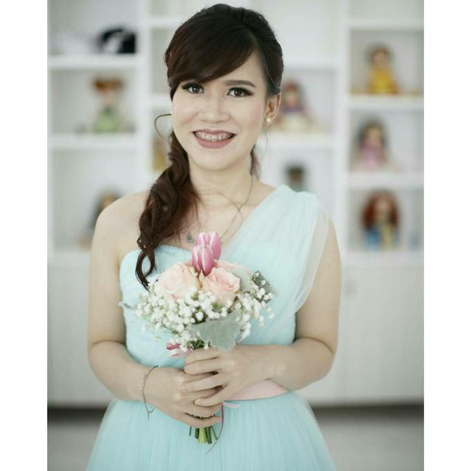 BRIDESMAID HAIRDO - AUDREY by Priska Patricia Makeup - 006