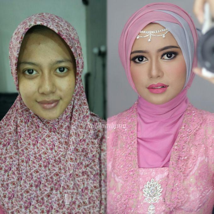 Kursus Mua Pengantin Hijab Modern Wedding By Rumah Rias Itut