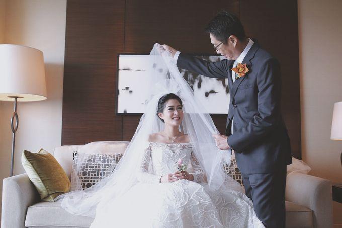 Jason & Jocelyn by Fairmont Jakarta - 002