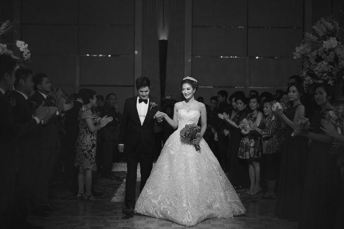 Jason & Jocelyn by Fairmont Jakarta - 005