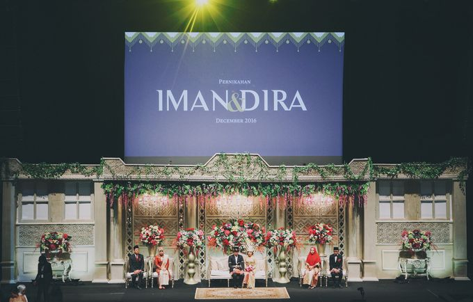 Modern Mandailing Wedding with Video Mapping by Dikaderadjat - 015