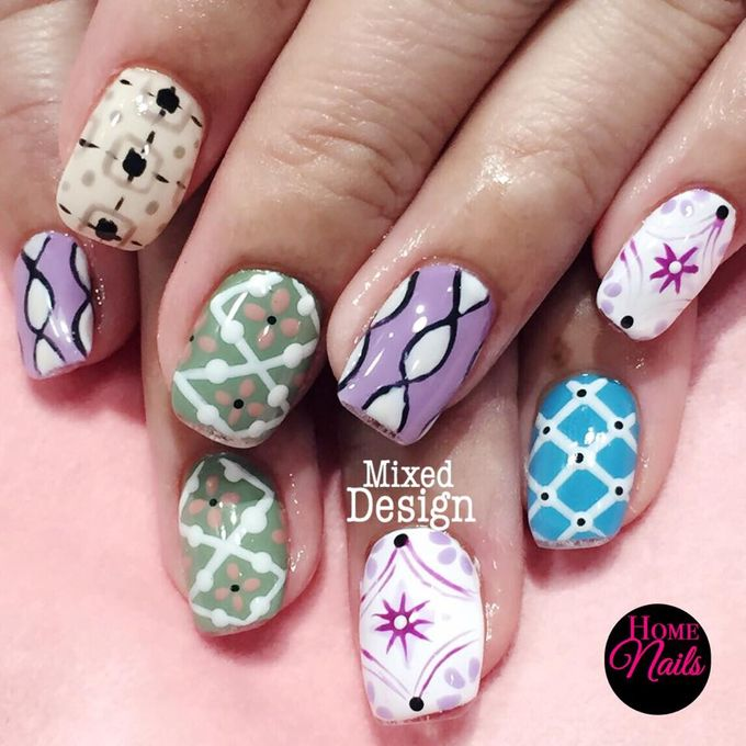 Nails for every day life by Home Nails - 001