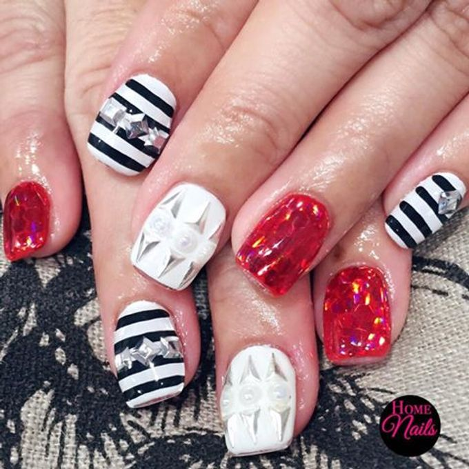 Nails for every day life by Home Nails - 004