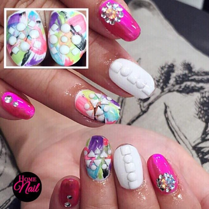 Nails for every day life by Home Nails - 006