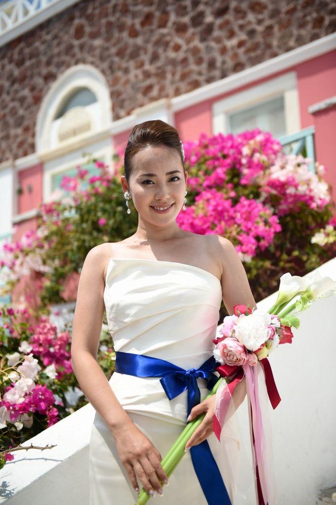 Perfect Blue Wedding by Milfelice Wedding - 006