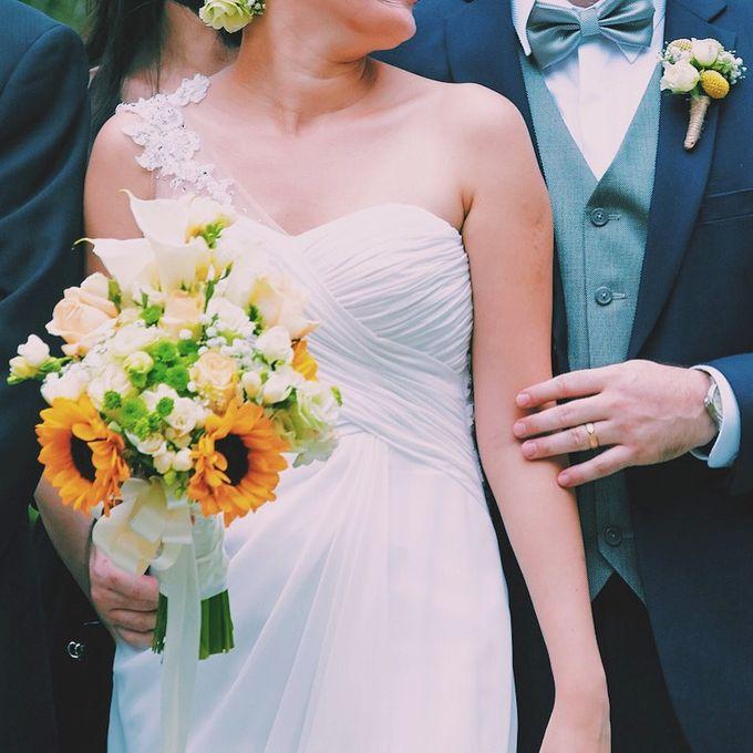 Bridal Bouquets by Ever & Blue Floral Design - 027