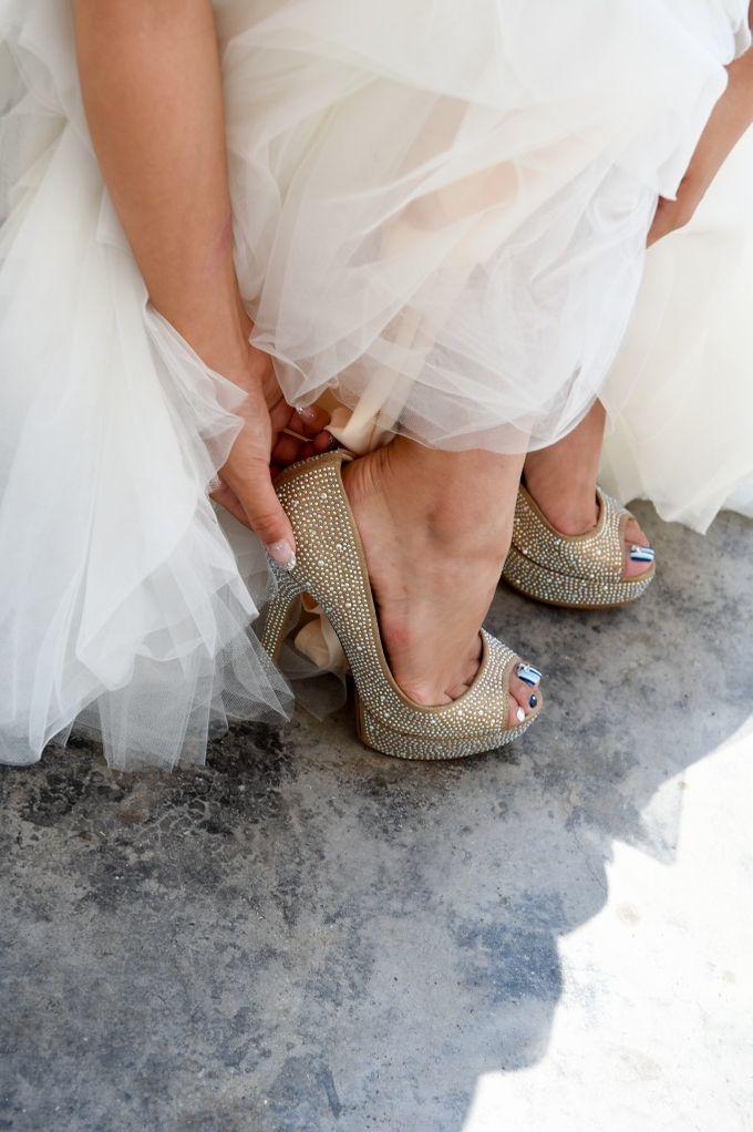 Perfect Blue Wedding by Milfelice Wedding - 008