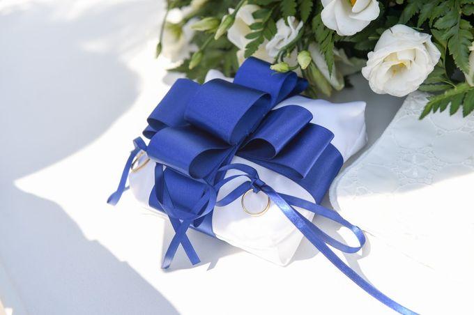 Perfect Blue Wedding by Milfelice Wedding - 013