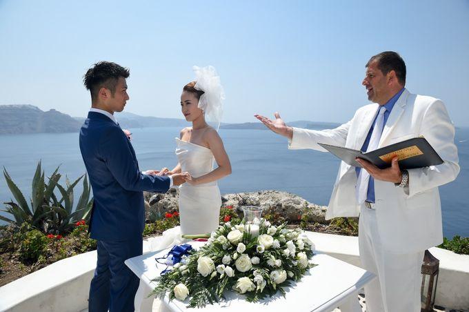 Perfect Blue Wedding by Milfelice Wedding - 001