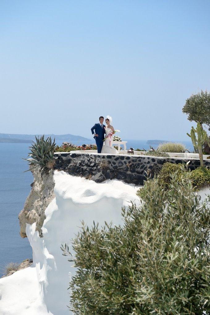 Perfect Blue Wedding by Milfelice Wedding - 004