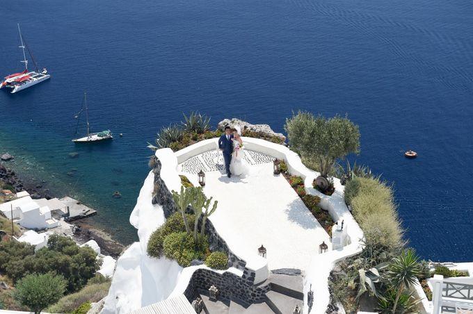 Perfect Blue Wedding by Milfelice Wedding - 011
