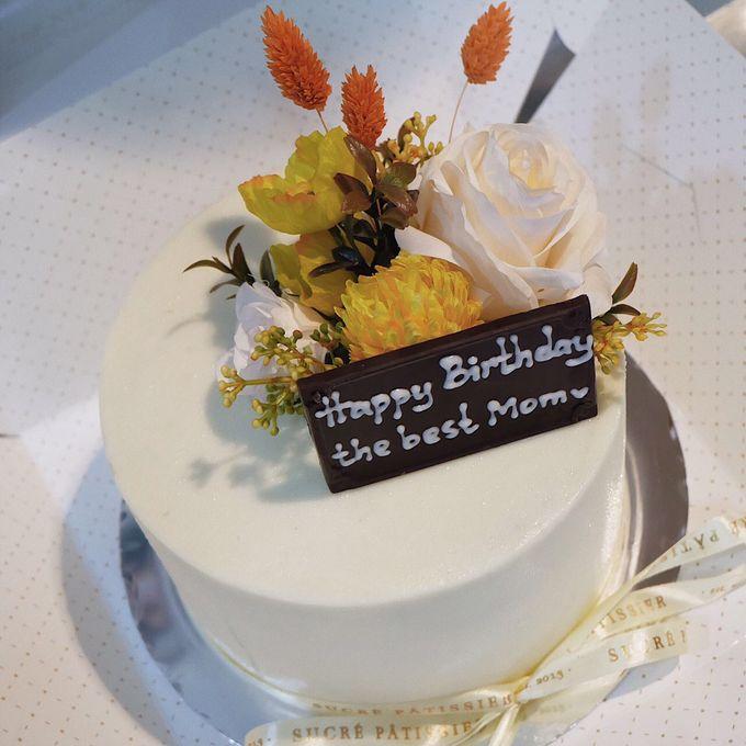 FLORAL CAKE FEATURING JOLIESFLOWER by Sucré Pâtissier and Chocolatier - 005